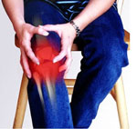 Treatment for knee pain conditions and therapy